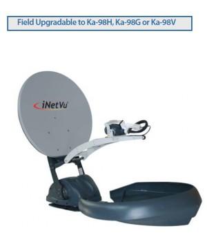 satspeedPRO iNetVu 98cm auto deploy antenna KU/ KA-Band