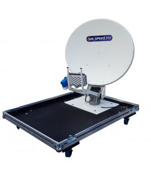 satspeed.PRO Fly & Drive Away IPC77-II Antenne ausgefahren