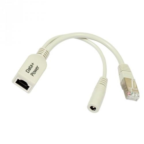 PoE Adapter MikroTik cAP lite Router-/Accesspoint für Deckenmontage oder Wand